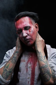 I just really like Marilyn Manson. His book and his music is really entertaining in a really morbid way. Heavy Metal, Nu Metal, Brian Warner, Into The Fire, Portraits, Music Is Life, In This World, My Idol, Daddy