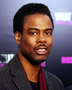"Christopher Julius ""Chris"" Rock III (born February 7, 1965) is an American comedian, actor, screenwriter, television producer, film producer, and director. After working as a standup comic and appearing in small film roles, Rock came to wider prominence as a cast member of Saturday Night Live in the early 1990s. He went on to more prominent film roles, and a series of acclaimed comedy specials for HBO. He was voted as the fifth greatest stand-up comedian of all time by Comedy Central."