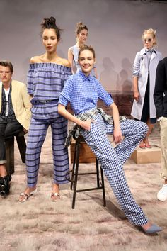 Pin for Later: J.Crew Will Fulfill Your Wildest Preppy Dreams For Spring 2016 J. Streetwear Mode, Streetwear Fashion, Aesthetic Women, J Crew Style, Preppy Style, Preppy Fashion, Spring Summer 2016, New York Fashion, Minimalist Fashion