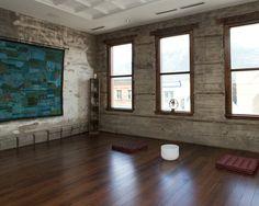 Home Yoga Room For Julie On Pinterest Yoga Rooms