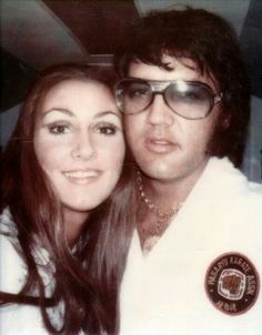 Linda and Elvis