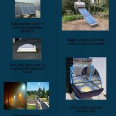 Solar power is a great source of renewable energy & we all must adopt the same for our daily purposes - http://bit.ly/1DJkMt1