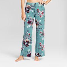 Women's Pajama Pants Blue Xxl