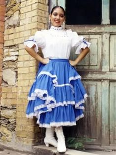 traditional regional costume of the state of Chihuahua, Mexico