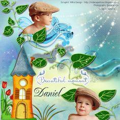 Luheca Designs. Corel PaintShop Pro X4.