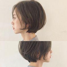 いいね!1,045件、コメント8件 ― Kanami Miyoshiさん(@kanami_miyoshi)のInstagramアカウント: 「. 先日アップしたyukiちゃんのshort hair  . ご要望があったので、サイドバージョンもUPします . やっぱりyukiちゃんのショートは不動の人気♡ . . Baco. ▷…」