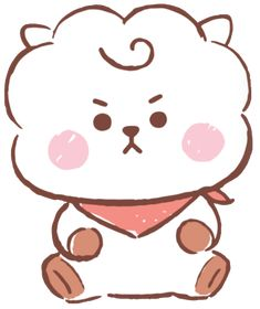 sticker by 💗 BTS. Discover all images by 💗 BTS. Find more awesome images on PicsArt. Wallpaper Iphone Cute, Cartoon Wallpaper, Bts Wallpaper, Cute Wallpapers, Bts Chibi, Cute Kawaii Drawings, Bts Drawings, Bts Fans, Foto Bts