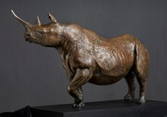 Bronze sculpture by Neil Parkin. Limited edition bronze of Mounted on steel base. Sculptures, Lion Sculpture, Bronze Sculpture, Sculpting, Base, Statue, Steel, Artist, Handmade