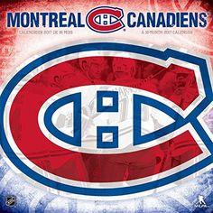 Montreal Canadiens Calendars