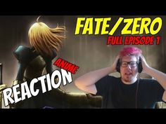 Fate/Zero Episode 1 REACTION | Anime