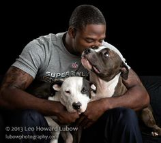 Oh how I love, love, LOVE♥, Torrey Smith! Baltimore Ravens!  •Torrey Smith with Prince and Mama.