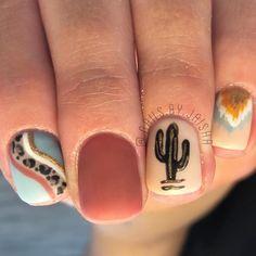 Get Nails, Fancy Nails, Pretty Nails, How To Paint Nails, Western Nail Art, Country Nails, Dipped Nails, Nail Polish Strips, Toe Polish