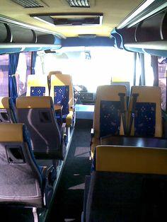 Interior minibus con mesas Minibus, Madrid, Conference Room, Interior, Furniture, Home Decor, Mesas, Decoration Home, Indoor
