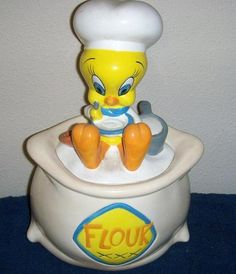 Tweety Bird Cookie Jar sold at Warner Bros. Studio Store