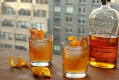 Bacon Infused Old Fashioned Recipe - Thrillist