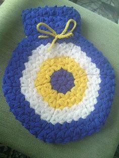 . Beautiful Crochet, Elsa, Knit Crochet, Crochet Earrings, Knitting, Handmade, Craft, Cute Crochet, Hand Made