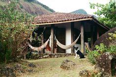 Sitio na praia do Bonete - Ilhabela - Casas para Alugar em Ilhabela