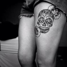 I like this sugar skull