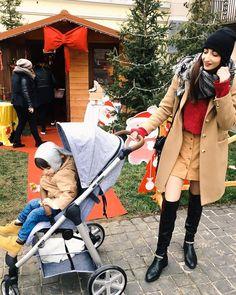 Der Weihnachtsmarkt: Jedes Jahr ein Highlight zu dieser Jahreszeit. Habt Ihr bereits einen Weihnachtsmarkt bei Euch in der Nähe besucht? / The Christmas market: every year a highlight at this time of the year. Have you already visited a Christmas market near to you? Thanks to @giorgiaceci_ #abcdesign #abcdesign_mint #mint #thinkbaby #outside #winter #christmas #market #buggy #pushchair #stroller #instagood #happy #sweet #family #kids #baby #mom #mommytime #familytime #photooftheday…