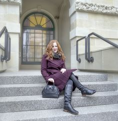 Style Diaries: A Cozy Winter Outfit