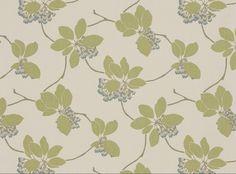 Amaia Indian Teal - Mirabel : Designer Fabrics & Wallcoverings, Upholstery Fabrics
