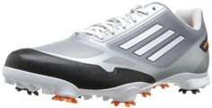 adidas Men's Adizero One Golf Shoe,Tech Grey Metallic/Zest/White,9.5 M US -- You can get additional details at the image link.