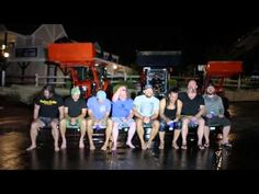 Zac Brown Band - Ice Bucket Challenge to Strike Out ALS   Published on Aug 17, 2014  Challenge accepted! This one's for you Hunter Hayes and Vineyard Vines. We now challenge Jimmy Buffett, Foo Fighters, Bob Lefsetz and Garth Brooks. Join us to Strike Out ALS! You have 24 hours.  Video by Southern Reel https://www.youtube.com/watch?v=MbeU4L2OXm0