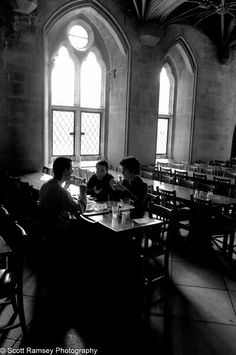 "This photo is taken from a personal photo essay I worked on. I had heard about the UWC Atlantic College in South Wales and decided to shoot ""a day in the life"" of the college and it's students. The founding college of a global education movement, UWC Atlantic College is an international residential school based in the UK.  Here you can see students chatting whilst eating lunch in the great hall. I love creating photographs of people and documenting their lives in my photo's."
