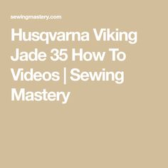 Viking Sewing Machine, Vikings, Machine Embroidery, Jade, Quilts, Videos, The Vikings, Quilt Sets, Log Cabin Quilts