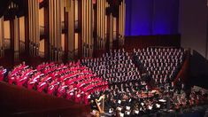 Hark! The Herald Angels Sing - Mormon Tabernacle Choir    More LDS Gems at:  www.MormonLink.com