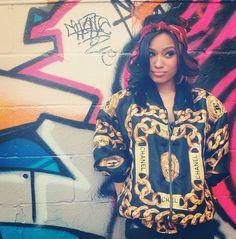 Dope girl fresh & dope background & dope swag . #dope    For More Visit My Blog http://myblogpinterest.blogspot.com/