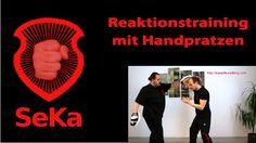 Reaktionstraining mit Handpratzen (Trainingseinblick)