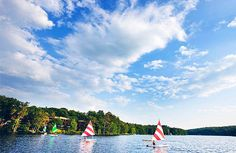 10 Best All-Inclusive Family Resorts in the U.S Woodloch Pines, lakefront Poconos