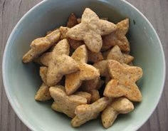 Healthier Homemade Cheese Crackers
