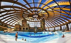 Aquaworld Resort Budapest - family and wellness hotel in Budapest Park Resorts, Hotels And Resorts, Oahu, Europa Tour, Beste Hotels, Great Hotel, Park Hotel, Water Slides, Budapest Hungary