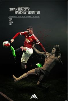 Matchday!Come on United!