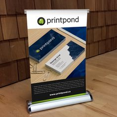 Creative marketing materials for your business with PrintPond. We put graphic designers behind our printer to ensure top-quality printing from design to execution! Marketing Materials, Letterhead, Printed Materials, Work On Yourself, Banners, Business Cards, Graphic Design, Mini, Creative