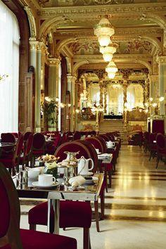 Boscolo New York Cafe, Budapest