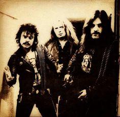 Phil Taylor/Eddie Clarke/Lemmy Kilmister