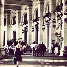 Hotel Exedra, Piazza Reppublica