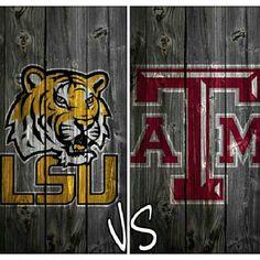 LSU vs T A