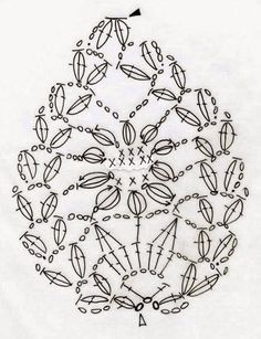 Ivelise Feito à Mão: Motivo Com Ponto Abacaxis