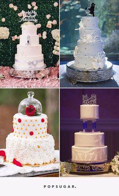 20 Dreamy Disney Wedding Cake Ideas to Fantasize Over