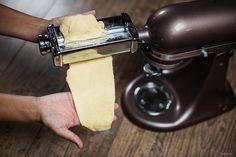 Pasta, Rezept Pase, Pasta hausgemacht, Pasta Rezept, hausgemachte Pasta, homemade Pasta, Pasta recipe, DIY Pasta, kitchen aid, Kitchen Aid Pasta