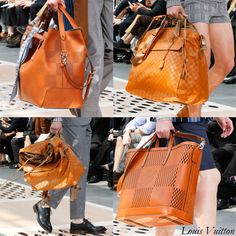 Louis Vuitton SS14 Men's Bags