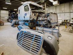 Transmission and Auto Repair Calgary Car Wheel Alignment, Alignment Shop, Truck Repair, Brake Repair, Truck Mechanic, Freightliner Trucks, Car Fix, Subaru Cars