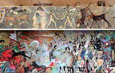 #art L'avant-garde révolutionnaire égyptienne par Sawart via Influencia