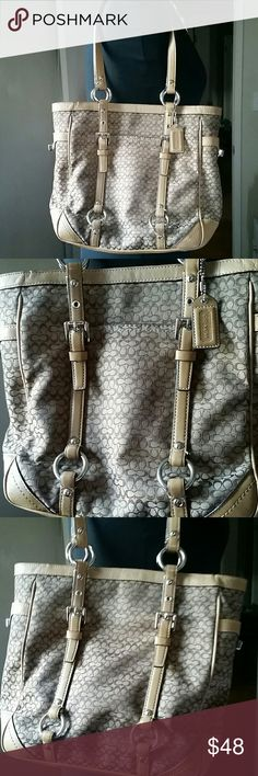 Coach bag Authentic Size 10 X12 Coach Bags Shoulder Bags