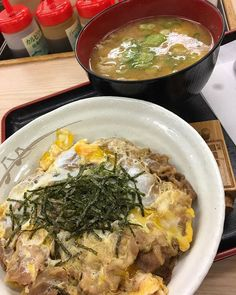 Do you know #gyudon 牛丼? It is rice with rice onion etc. It is literally beef bowl a typical fast food  in Japan.  very convenient when you are busy and not expensive : now off to #shinjuku