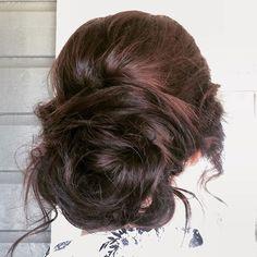 soft summer boho style//soft messy upstyle//bridal hair www.maplelane.com.au